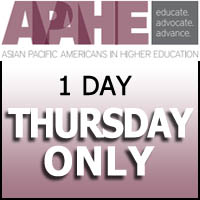 1-Day conference ONLY (Thursday)