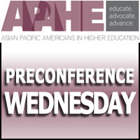Pre-conference ONLY (Wednesday, April 3)
